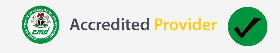 CMD CERTIFIED PROVIDER
