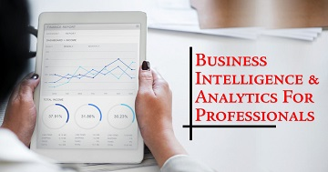Business Intelligence And Analytics For Finance Professionals
